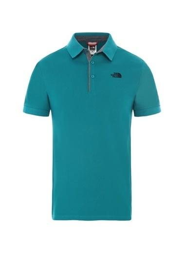 The North Face The Northface Erkek Premıum Polo Pıquet-Eu Nf00Cev4H1H1 Yeşil